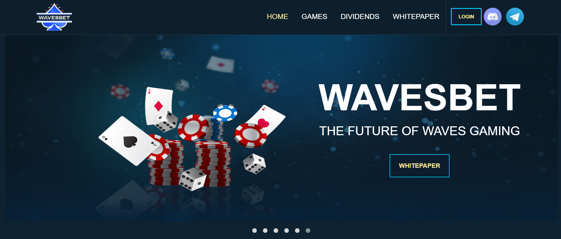 Image of article: Waves BET Partnership Announcement